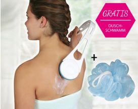 Rückencremer | Plus + GRATIS Duschschwamm