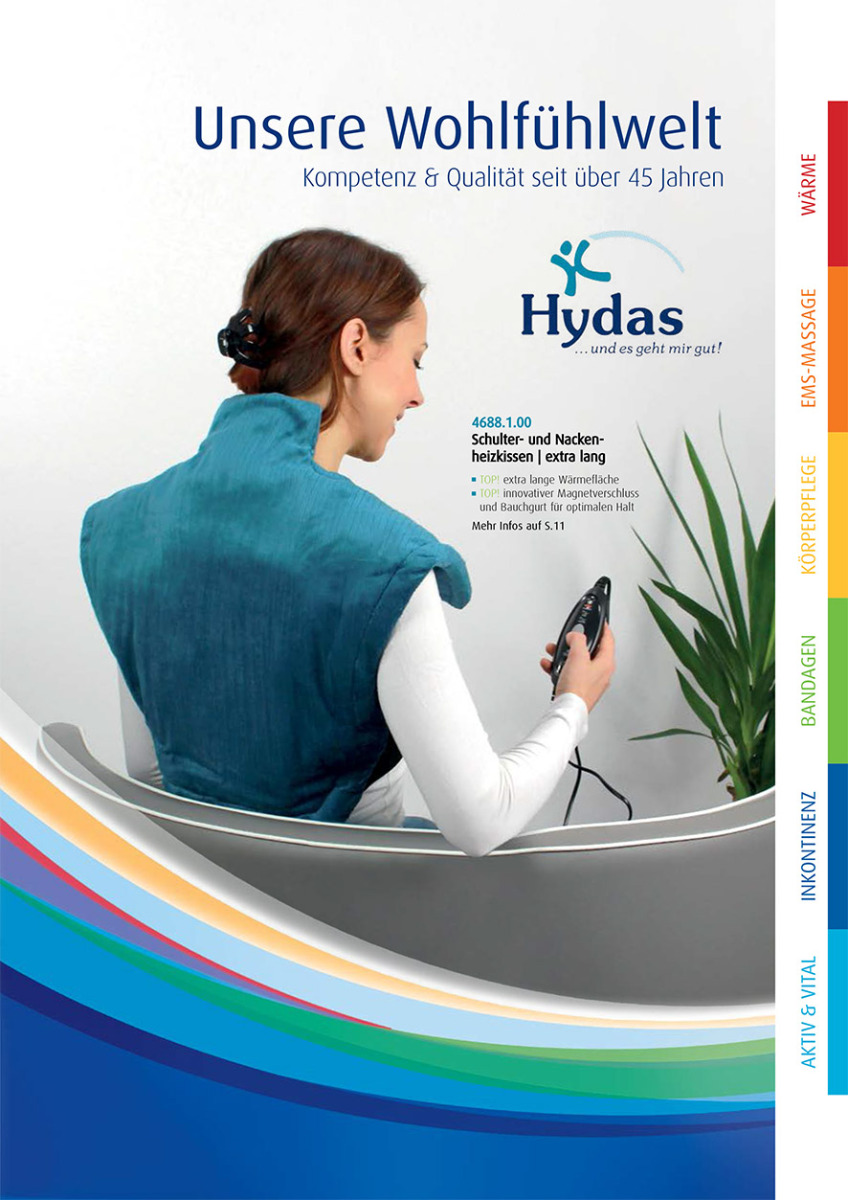 Hydas Katalog 2019