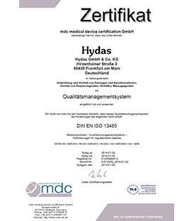 Hydas-Zert